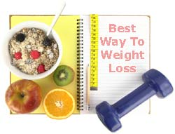 Best Ways for Weight Loss – Learn 5 Small Steps to Successful Weight Loss
